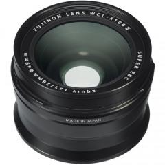 Fujifilm WCL-X100 II WIDE ANGLE LENS BLACK