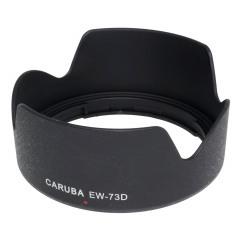 Caruba EW-73D Zonnekap Zwart