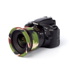 easyCover for 77 mm Lens Rim Camouflage