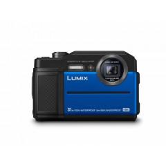 Panasonic Lumix FT7 Blauw