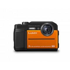 Panasonic Lumix FT7 Oranje