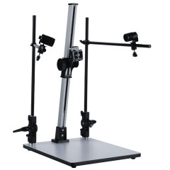 Falcon Eyes CS-730 Copy Stand + 2 Lampbeugels