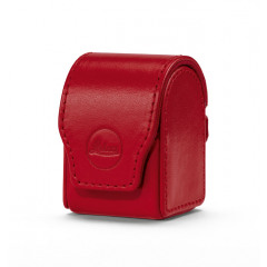 Leica 19547 Flash case D-LUX 7 red