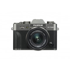 Fujifilm X-T30 Antraciet + XC 15-45mm F3.5-5.6 OIS PZ