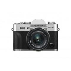 Fujifilm X-T30 Zilver + XC 15-45mm F3.5-5.6 OIS PZ