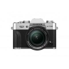 Fujifilm X-T30 Zilver + XF 18-55mm F2.8-4 R LM OIS