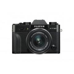 Fujifilm X-T30 Zwart + XC 15-45mm F3.5-5.6 OIS PZ