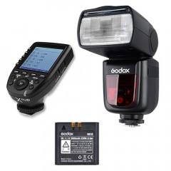Godox Speedlite V860II Canon X-Pro Single Kit