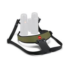 Leica 42059 Neoprene binoculair sport strap Olive Green