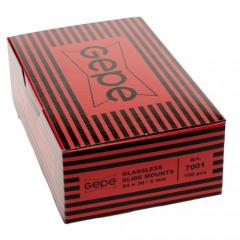 GePe Diaramen 24x36 /100 glasl 2mm doos 100stuks