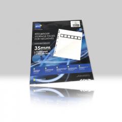 Kenro Transparent Negatief Bladen 35mm Acetate Pak van 100
