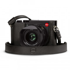 Leica 19570 Leather Carrying strap Q2 Black
