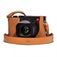 Leica 19571 Leather Carrying strap Q2 Brown