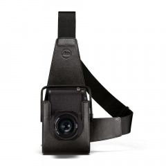 Leica 19577 Q2 Leather Holster Black