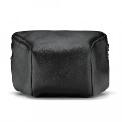 Leica 14894 Leather Pouch Black Long