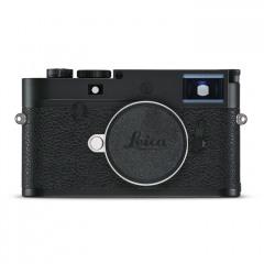 Leica 20021 M10-P Black Chrome finisch