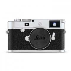 Leica 20022 M10-P Silver Chrome finish
