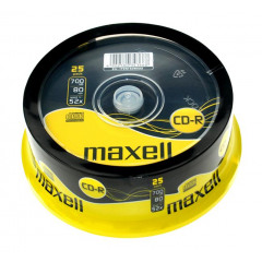 Maxell CD-R 80 700MB XL Spindle 25 52X