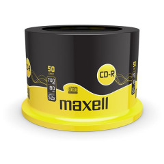 Maxell CD-R 80 700MB XL Spindle 50 52X