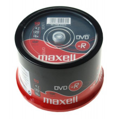 Maxell DVD-R 120/4.7GB Spindle 50 16X