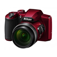 Nikon Coolpix B600 Red compact camera