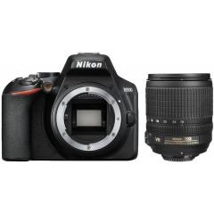 Nikon D3500 + 18-105mm VR
