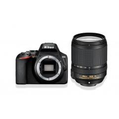 Nikon D3500 + AF-S DX 18-140mm VR