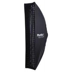 Phottix Raja Quick-Folding Strip Softbox 30x140cm