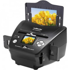 REFLECTA 3 in 1 Film/Dia/Photo Scanner