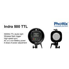Phottix Indra 500TTL studioflits battery pack