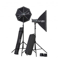 Elinchrom D-Lite RX 4/4 softbox to go