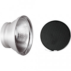 Elinchrom Basic Grid Reflector Set 18cm (1x26080+1x26100)
