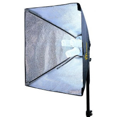 Linkstar Daylight Lamp FLS-3280SB6060 3x28W Softbox 60x60cm