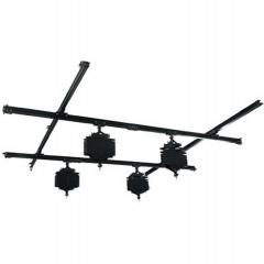 Falcon Eyes Plafond Railsysteem B - 3030C 3x3m 4 pantografen