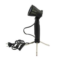 Falcon Eyes Lamphouder met Lamp en Uitklapbaar Statief voor