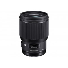 Sigma 85mm F1.4 DG HSM Art Sony E-mount