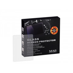 MAS Glass Screen Protector Olympus E-M5 / E-M10 II