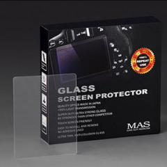 MAS Glass Screen Protector Nikon D850