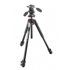 Manfrotto 190 X PRO 3 SECTION KIT 3W HEAD
