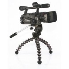 Joby GORILLAPOD GP8 SLR FOCUS BLACK/SILV