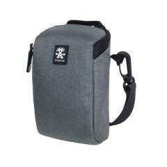 Crumpler Drewbob Camera Pouch 200 (dk. mouse grey / black)