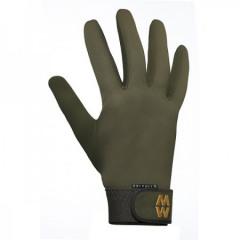 MacWet Climatec Long Photo Gloves Green 8.5cm