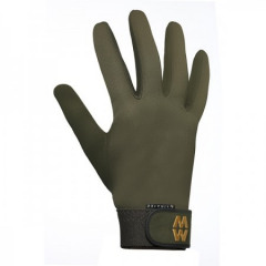 MacWet Climatec Long Photo Gloves Green 10cm