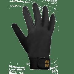 MacWet Climatec Long Photo Gloves Black 7.5cm