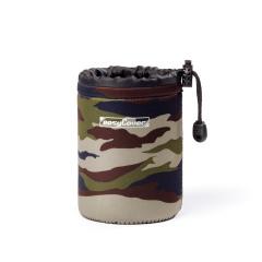 easyCover Lens case medium camouflage (14cm)
