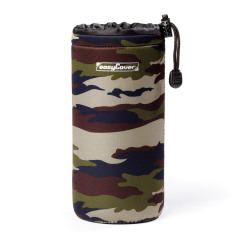 easyCover Lens case X-large camouflage (20cm)
