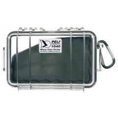 Peli Micro 1040 Clear/Black
