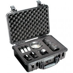 Peli 1500 Black Foam