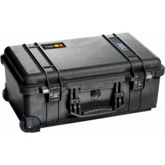 Peli 1510 Black Foam