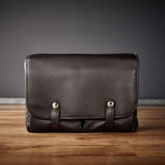 Oberwerth William Dark Brown Leather